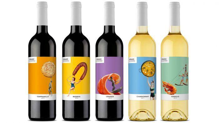 Diseño de botellas