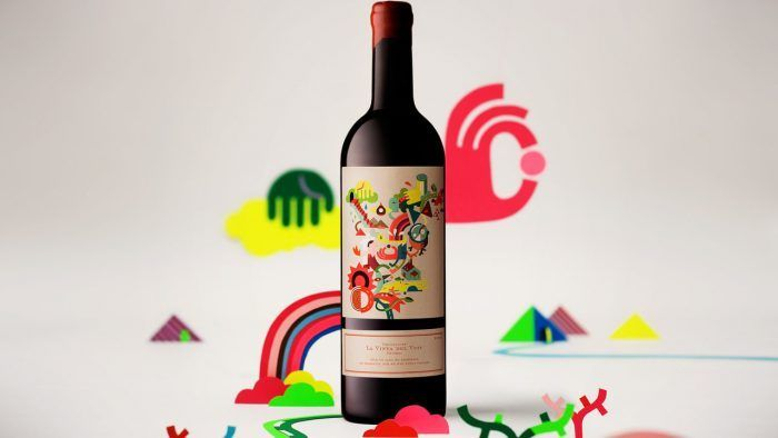 Diseño de botella