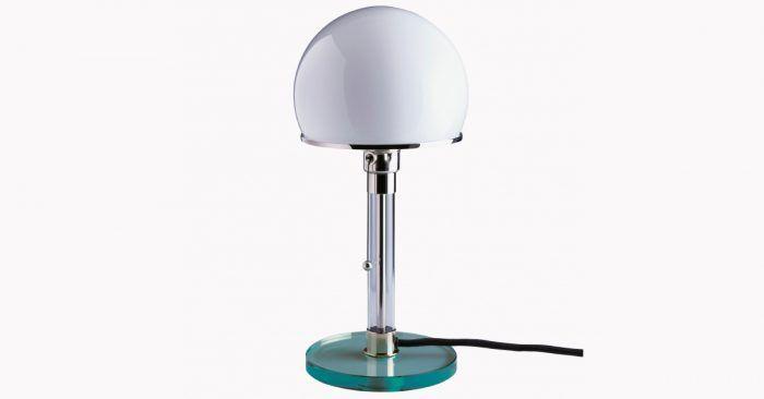 Lámpara de la Bauhaus