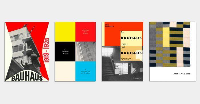 Libros sobre el movimiento Bauhaus
