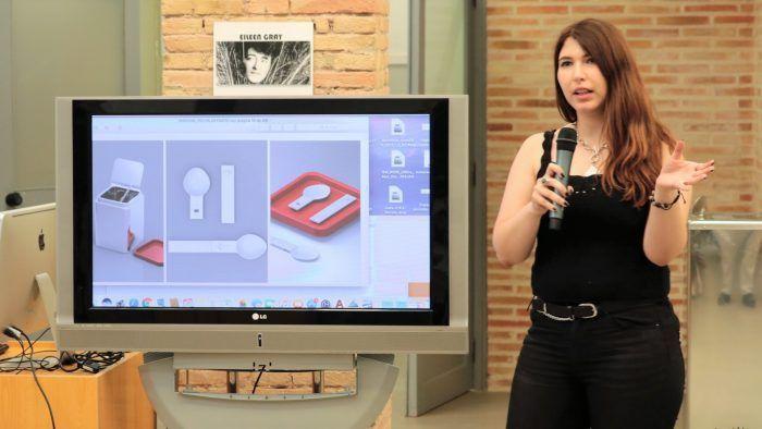 Presentación de Ángela Mayquez