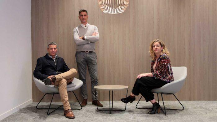 Representantes del sector del diseño valenciano