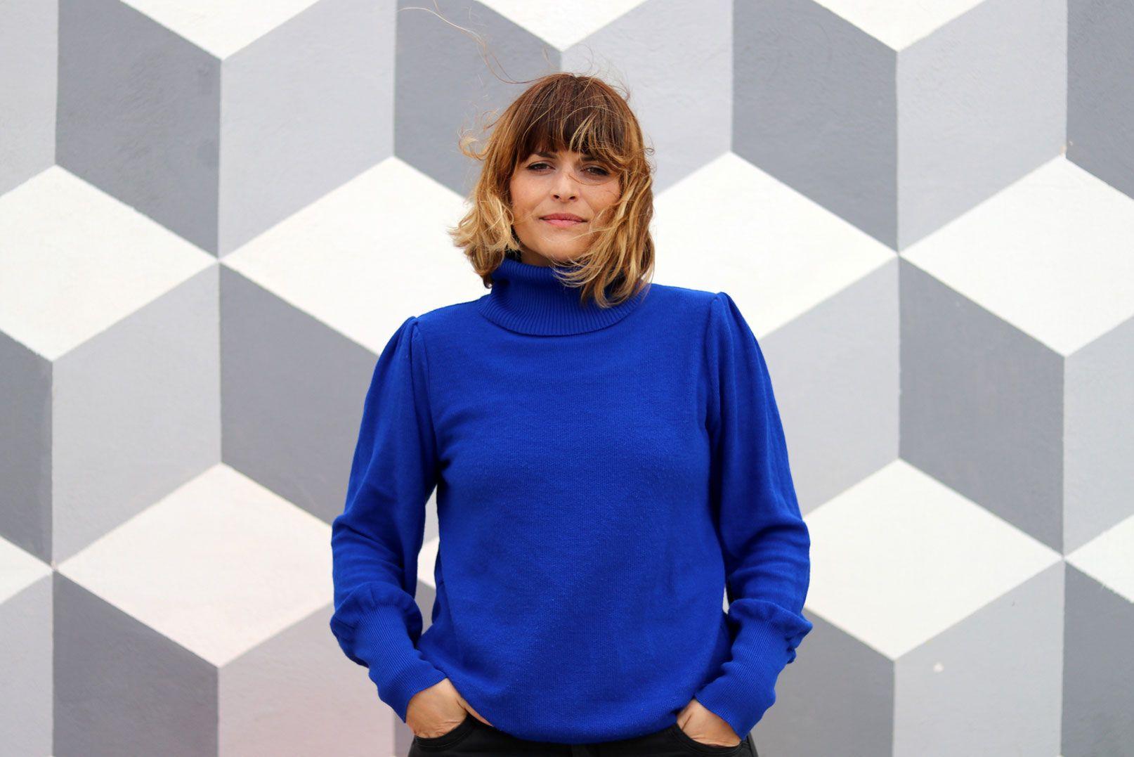 Cristina de Cos-Estrada, a graphic designer made in CEU Valencia
