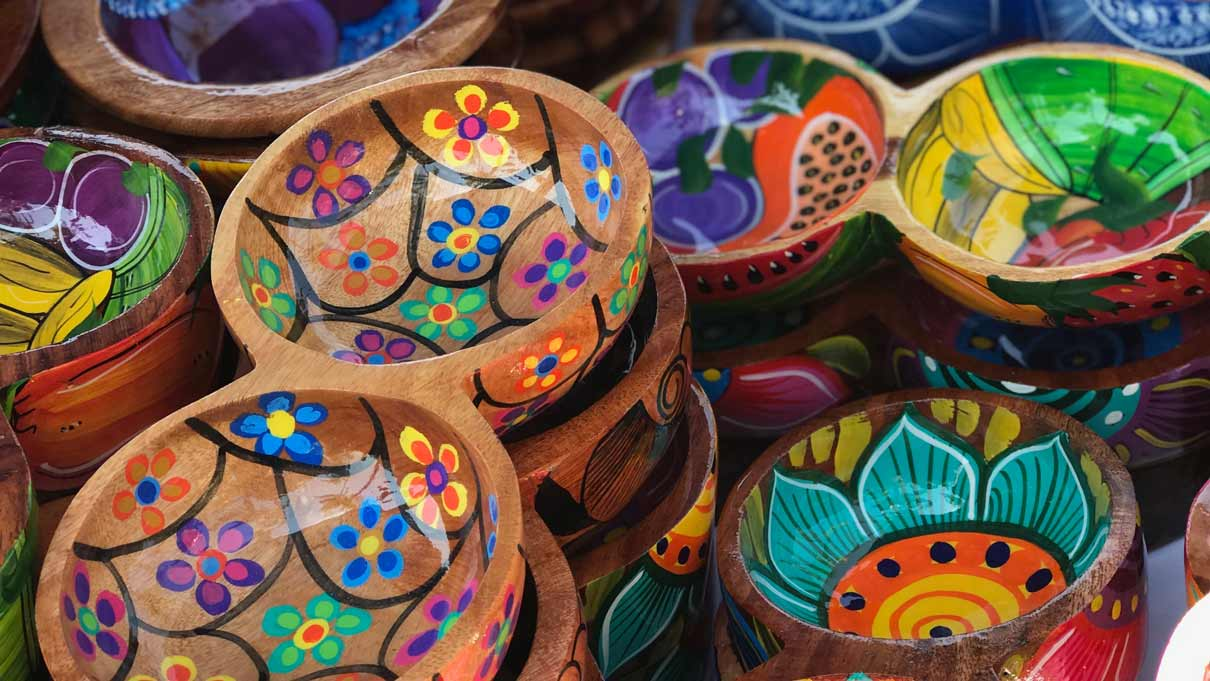 It is so easy to find your inspiration in Mexico!
