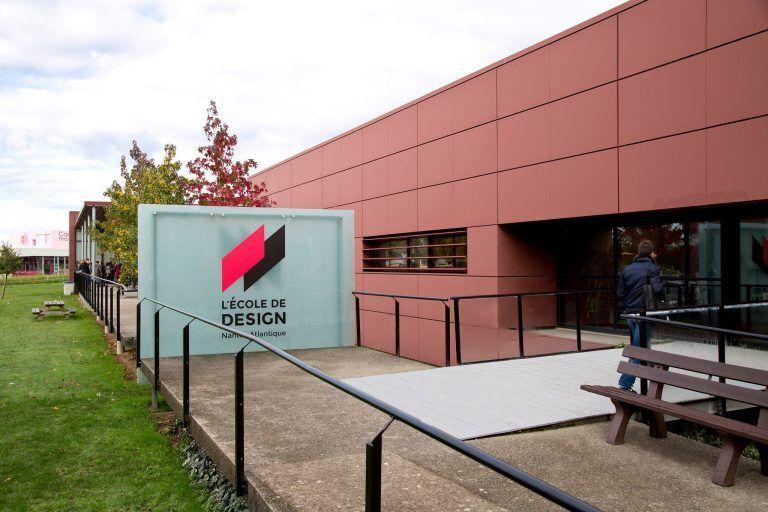 L'École de Design Nantes Atlantique, one of the +250 Erasmus+ destinations for CEU students