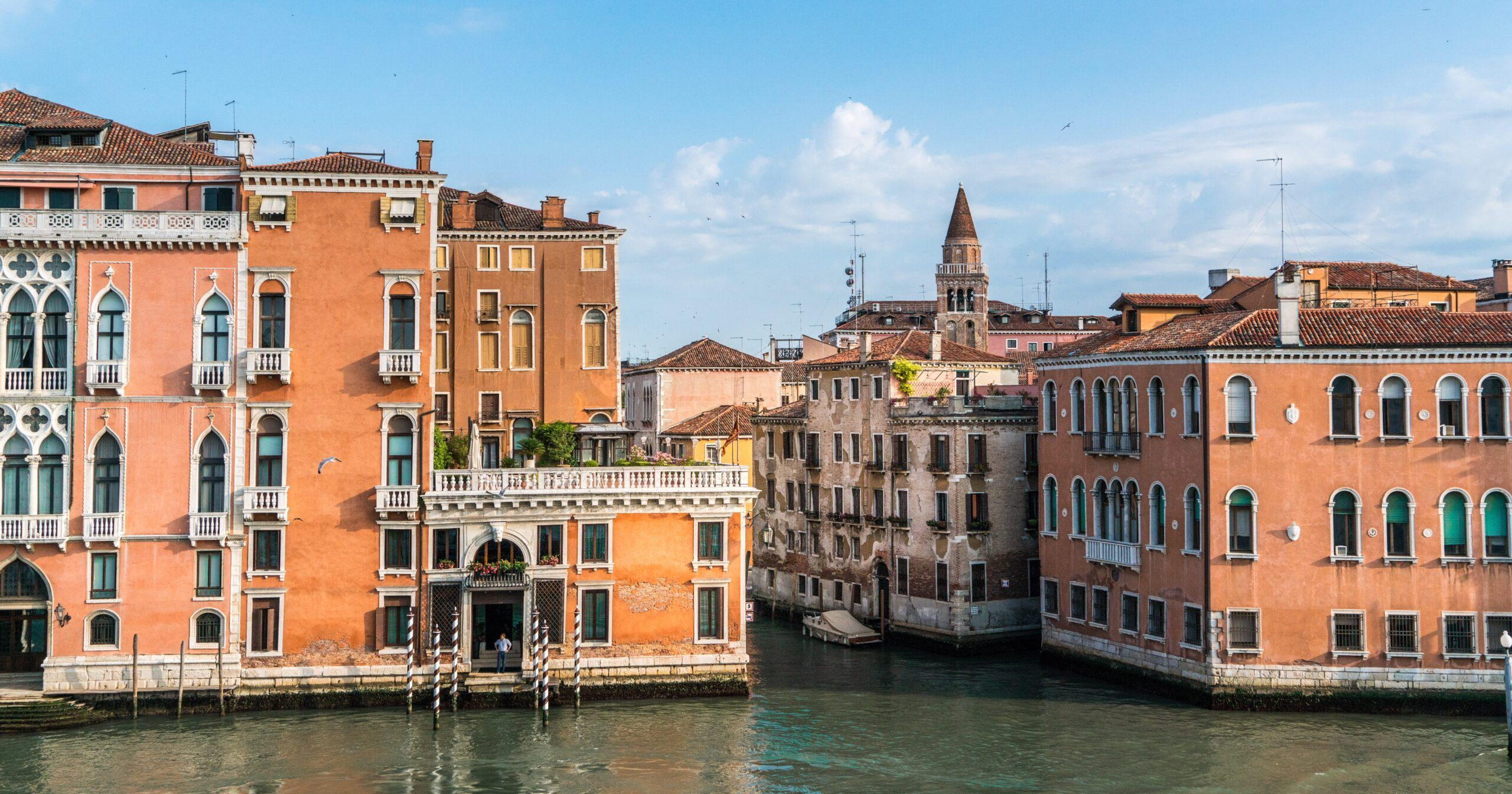 Venice, one of the most beautiful cities in the world.
