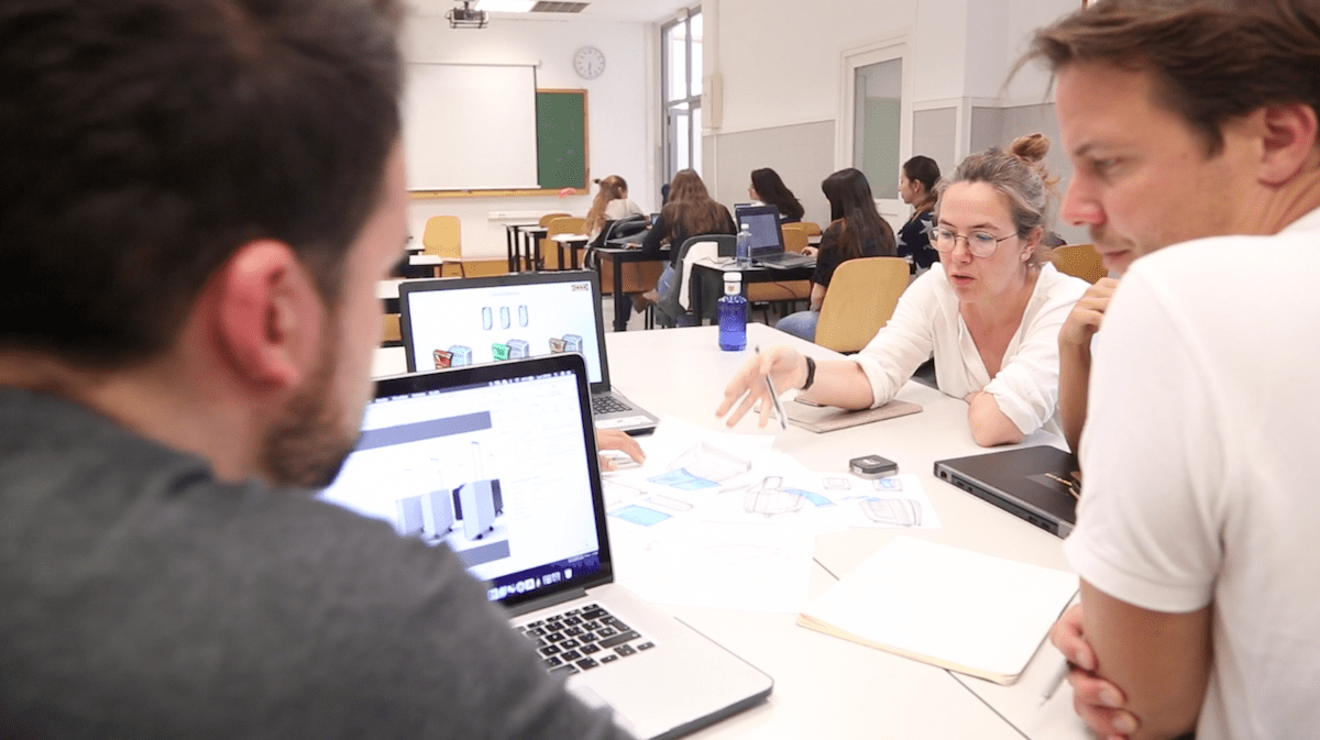 Inma Bermúdez has taught in the Master's Degree in Product Design at CEU UCH for several years