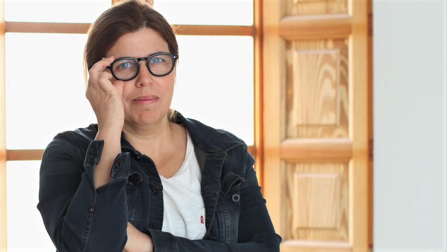 Ana Criado, an alumni from CEU Valencia