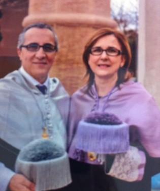 Dr.Tirado y Dra Peyró