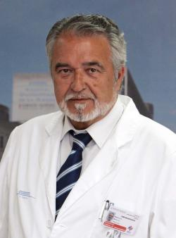 Dr. Don Manuel Marín Ferrer. Gerente del Hospital Universitario de la Ribera