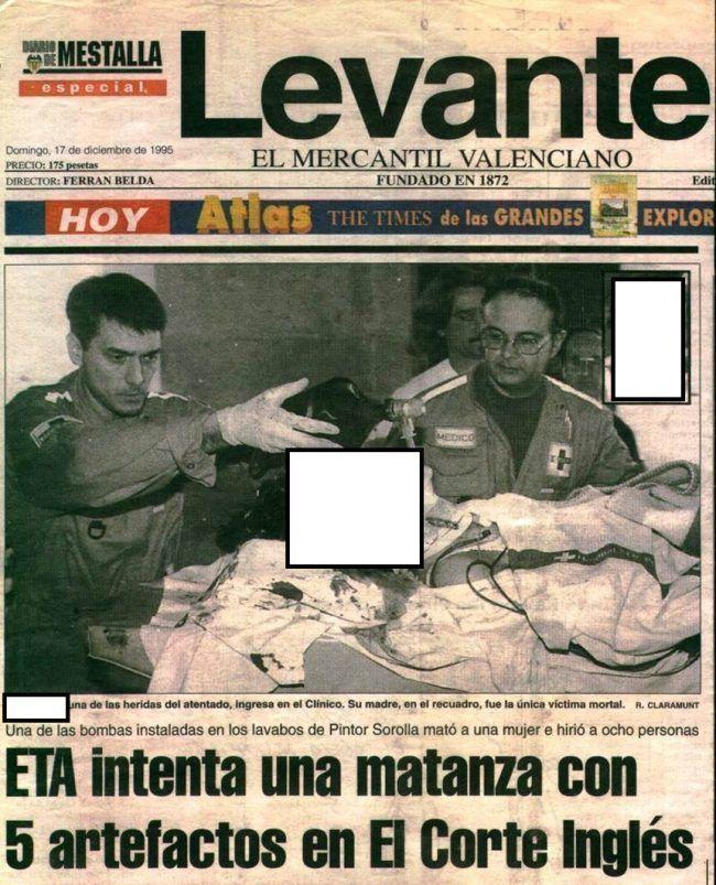 Jose Vte Carmona (Enfermero) y Óscar Alonso (Médico)