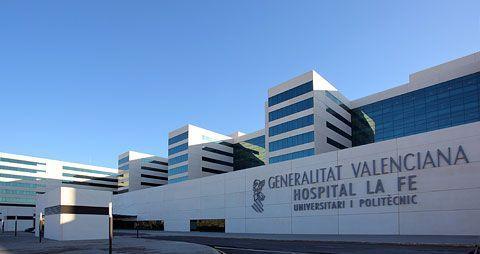 Hospital Universitari i Politècnic La Fe de Valencia