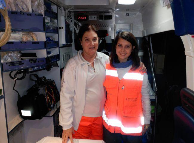 Victoria Dato y Lucía Santonja