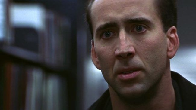 Nicolas Cage en City of Angels
