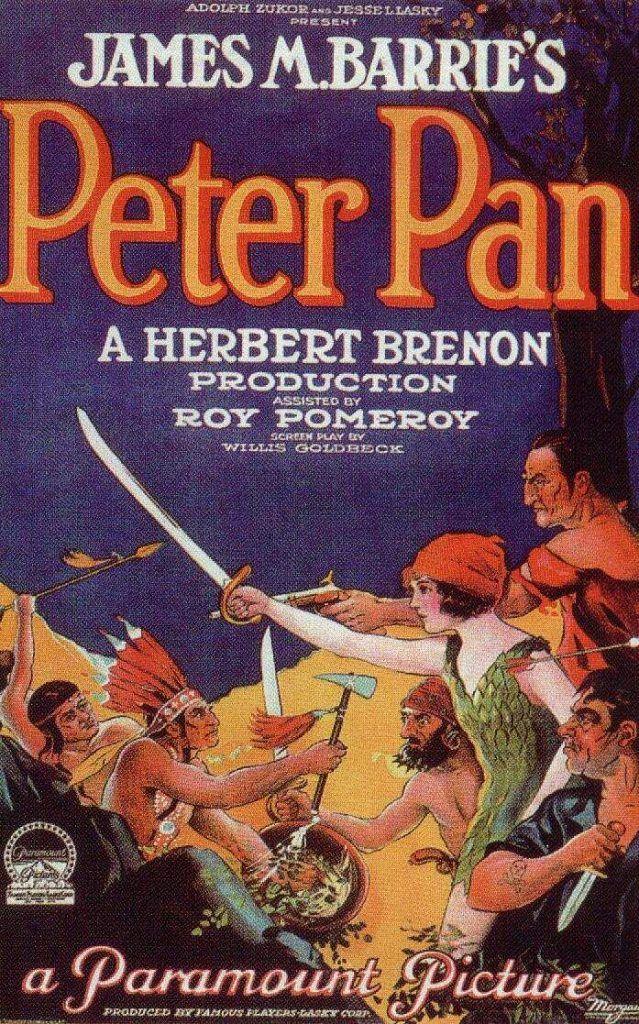 Peter Pan. James M. Marrie s