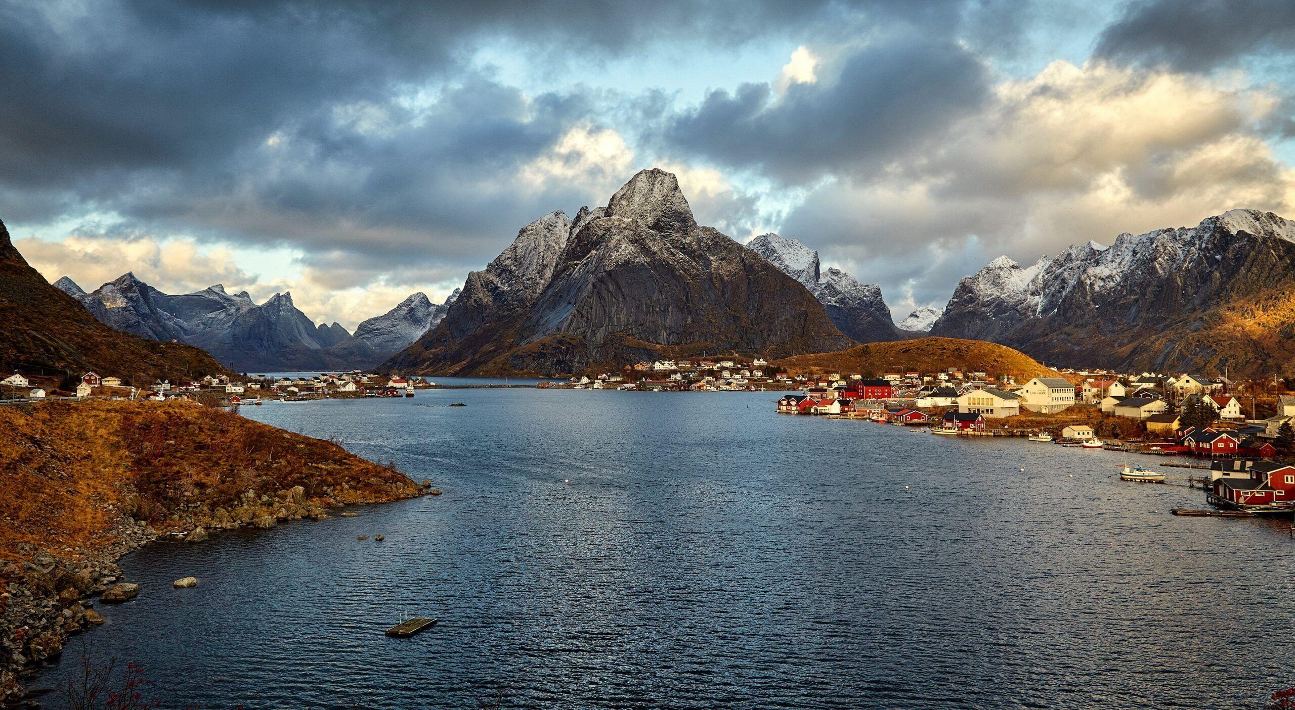 Norway... (Photo by Vidar Nordli-Mathisen on Unsplash)