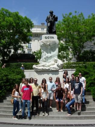 Bajo Goya