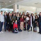 Los alumnos del doble Grado de Farmacia y Nutrici�n visitan el AINIA