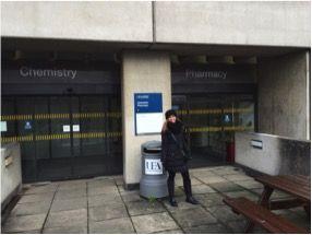 Facultad de Farmacia de East Anglia Univesrity