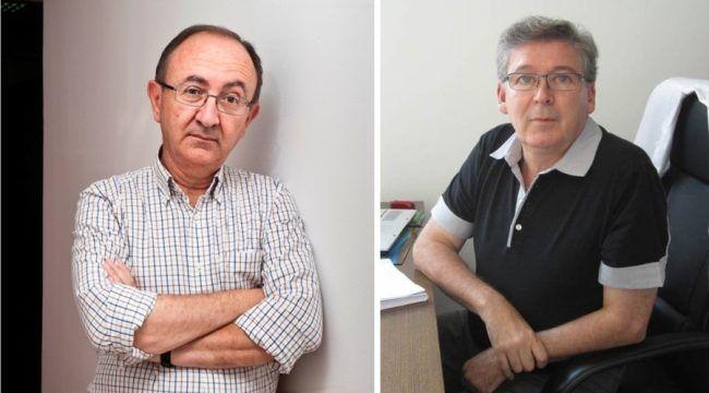 Luis Salar y Francisco José Garcia
