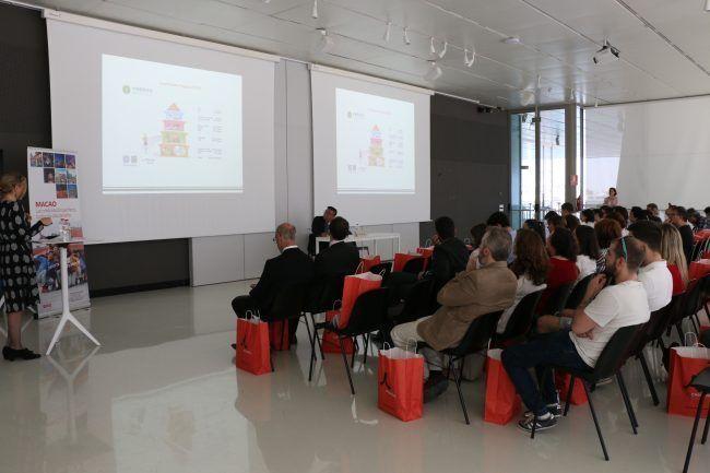 Professor Gimeno's presentation