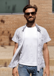 Gabriele, Erasmus+ student of Pharmacy