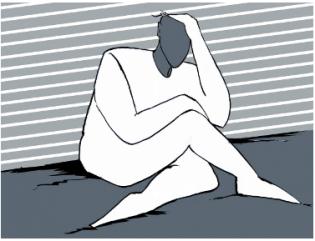 Paciente con dolor y depresión