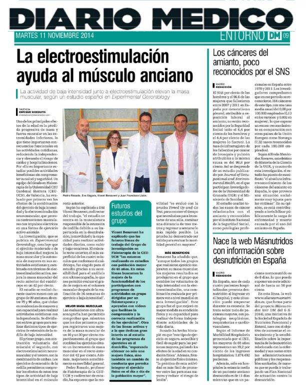 noticia electroestimulación