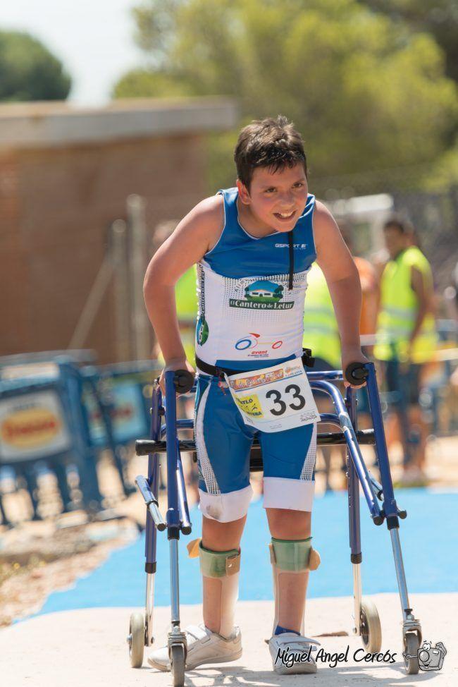 deporte discapacidad