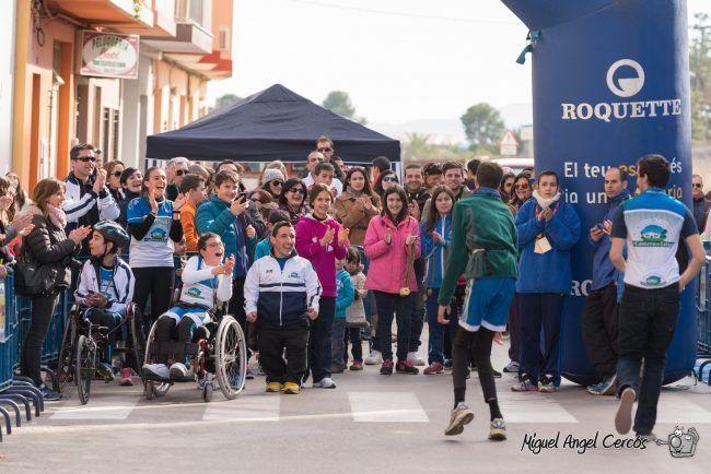 deporte discapacidad motórica