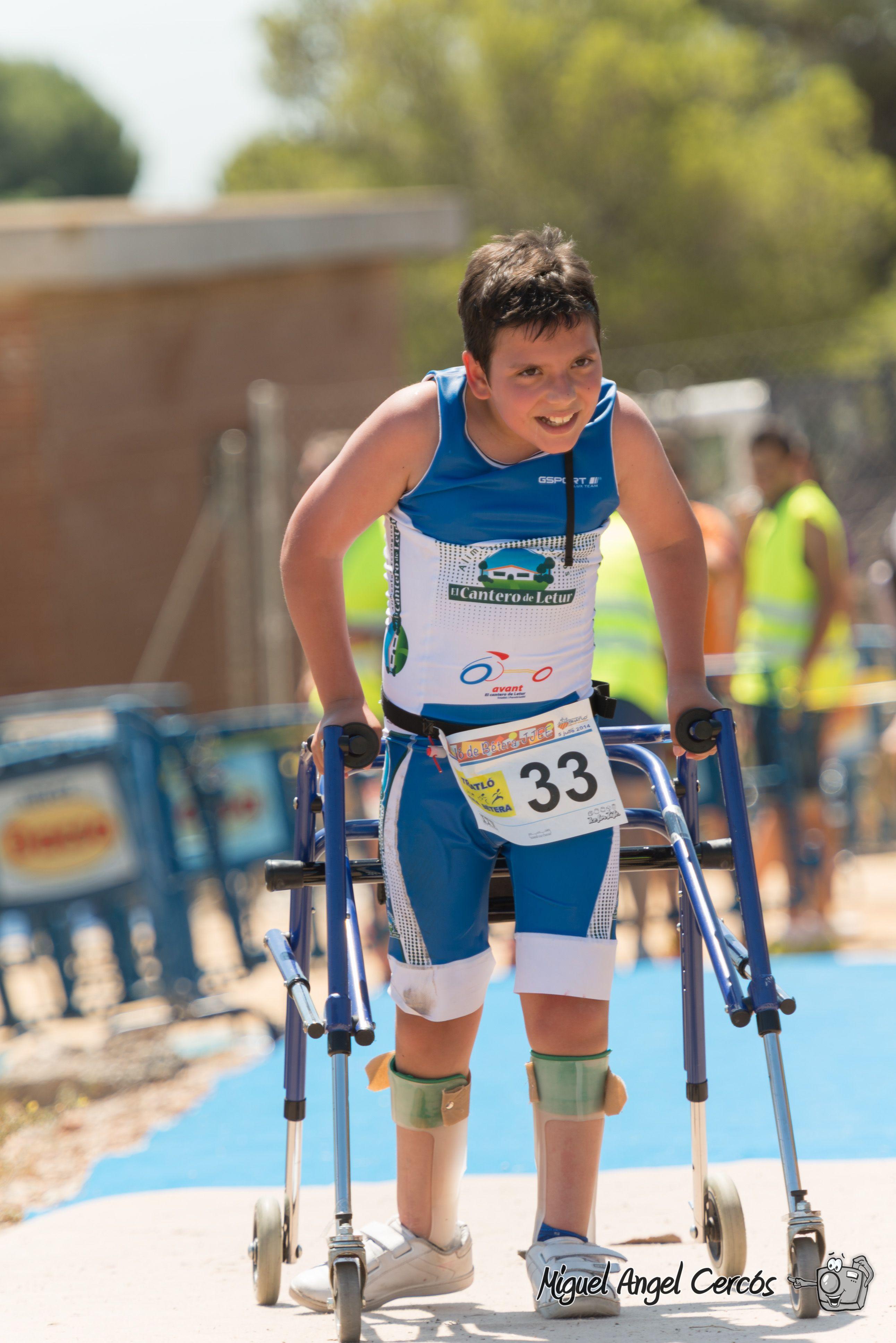 Fisioterapia Y Multideporte En Ni Os Con Discapacidad