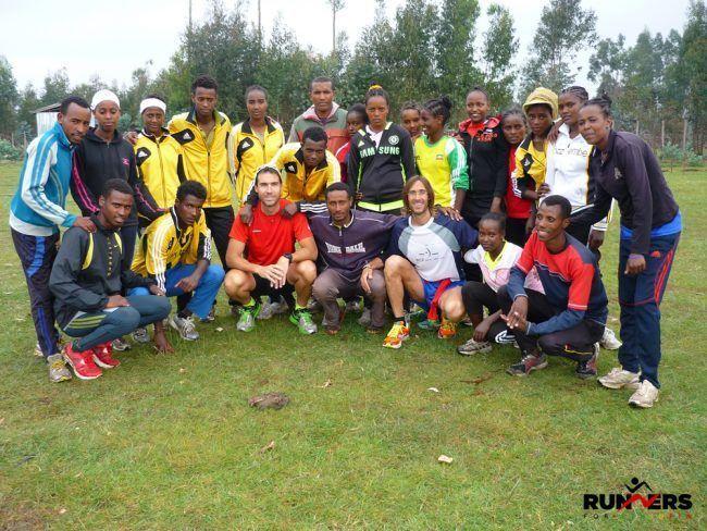 etiopia runners