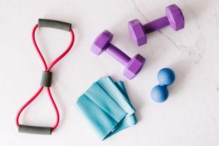 Material de ejercicio
