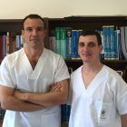 Juan Franciso Lisón y Pablo Salvador (CEU-UCH)