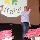 El fisioterapeuta Paco Martínez premiado en la Gala del Deporte de Alfafar