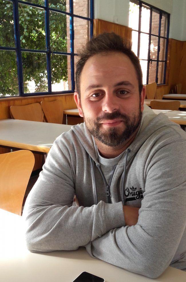 David Valenzuela, nuevo profesor de Fisioterapia de la CEU-UCH