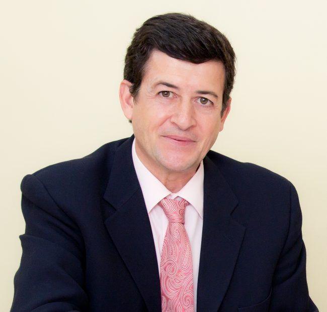 Manuel Sos, empresario destacado y alumno de Fisioterapia en la CEU Cardenal Herrera