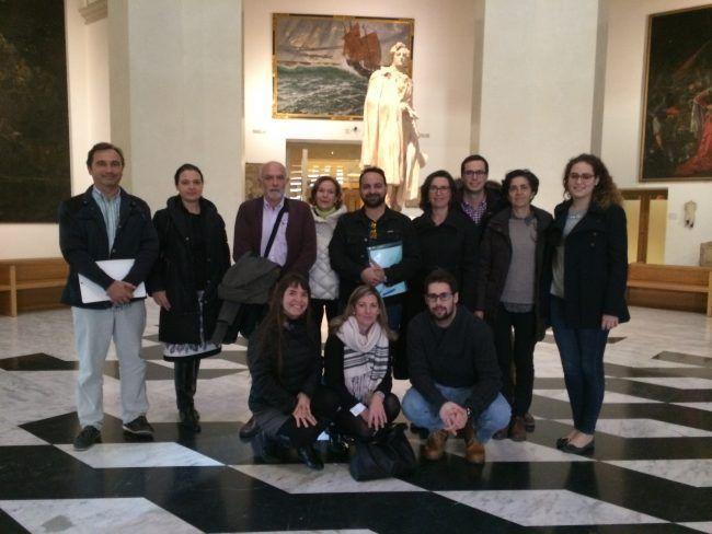 Grupo de Ciencias de la Salud de la CEU-UCH visitan el Museo San Pío V de Valencia