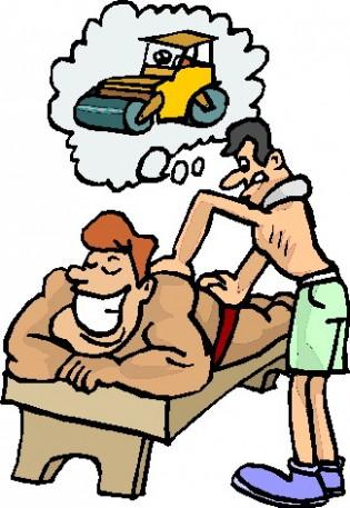 Fisioterapeuta canijo