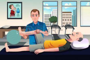 Fisioterapeuta Geriátrico