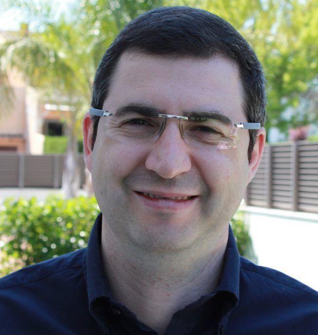 Juan Pardo Albiach, profesor de la Universidad CEU Cardenal Herrera.