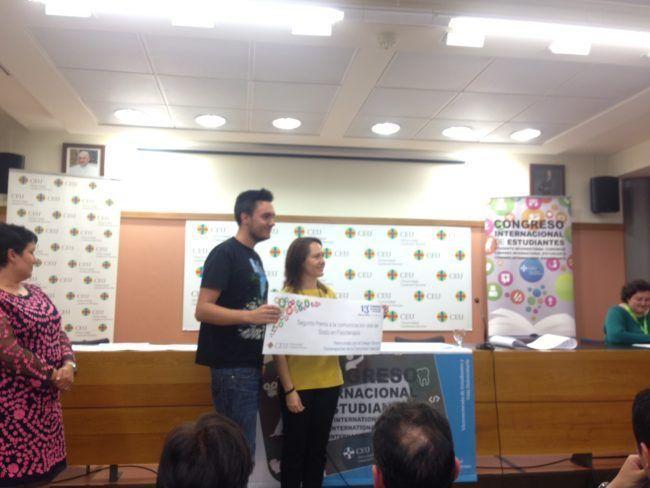 2º Premio del CIE
