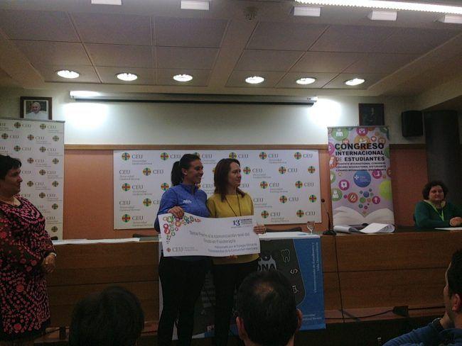 3º Premio del CIE