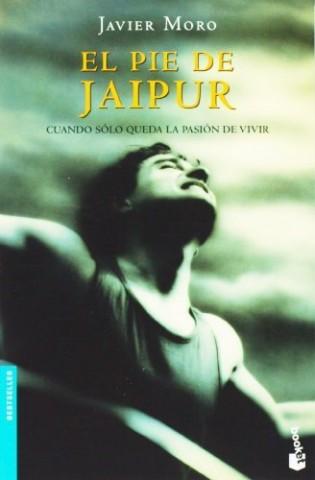 El Pie de Jaipur. Javier Moro.