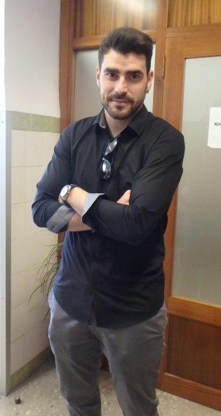 Rafael Calvo Pastor.