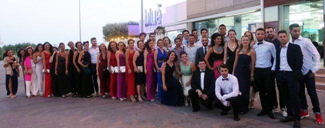Cena de Gala de la XII Promoción de Fisioterapia CEU-UCH