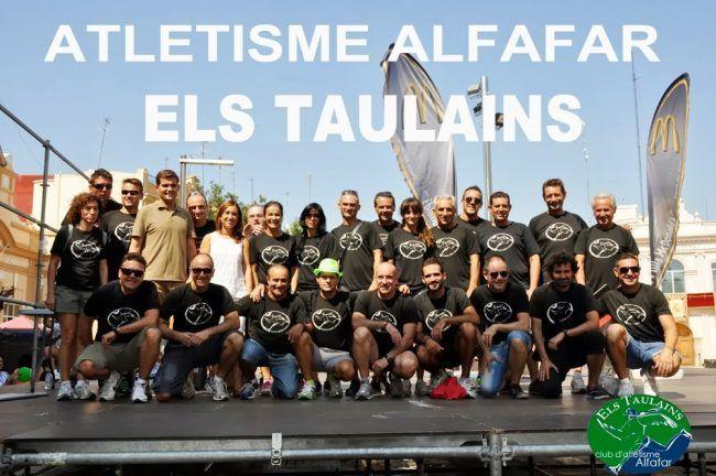 Equipo Taulains de Alfafar.