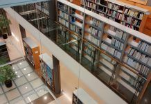 Biblioteca de la CEU-UCH (Campus de Alfara)