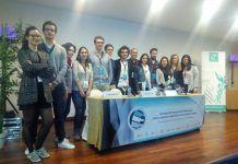Alumnos de la UCH-CEU en la Jornada Internacional de Lumbalgia celebrada en Alicante