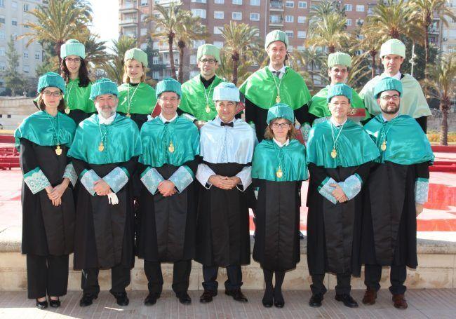Los profesores del Departamento de Fisioterapia de la Universidad CEU Cardenal Herrera también están listos para iniciar el curso